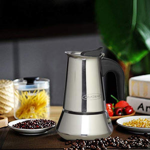 Atlasware Stainless Steel Coffee Maker (2 Cup) IPL Offers