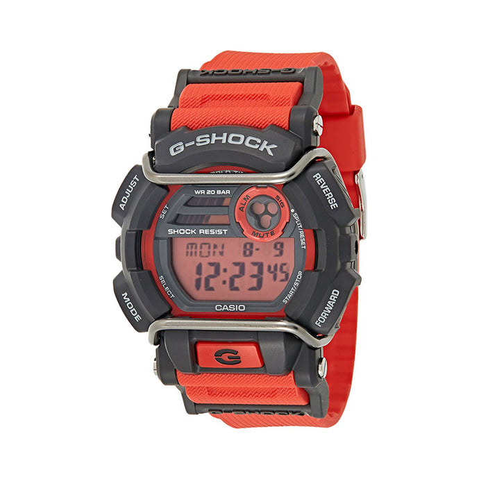 Casio Sport Watch For Men Digital Synthetic - GD-400-4DR