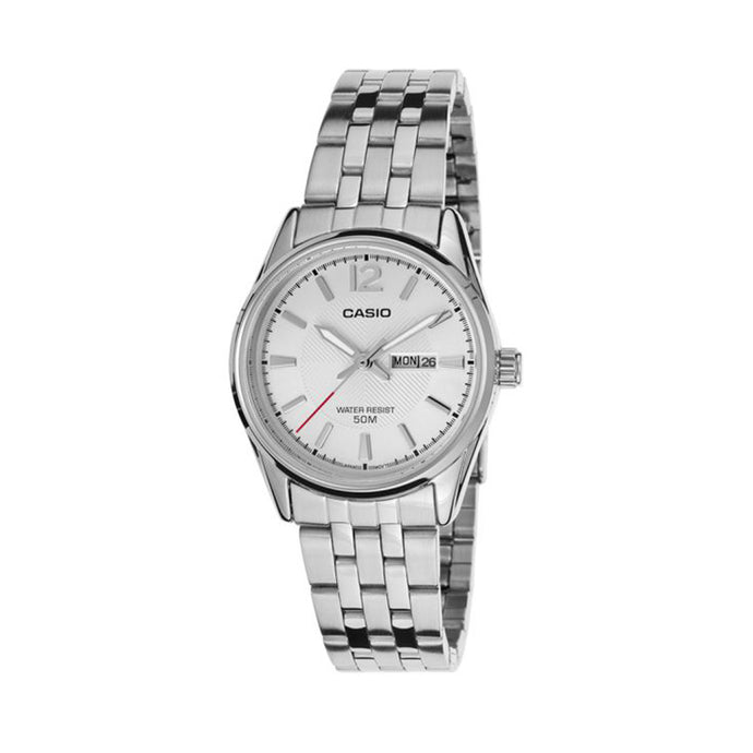 Casio for Women Analog LTP-1335D-7AVDF Stainless Steel Watch
