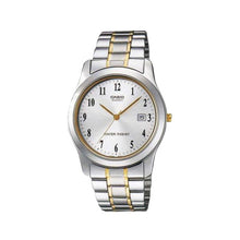 Casio MTP-1141G-7BRDF for Unisex (Analog, Stainless Steel Watch)