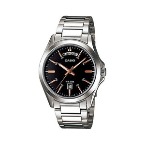 Casio MTP-1370D-1A2 for Men (Analog, Classic Watch)