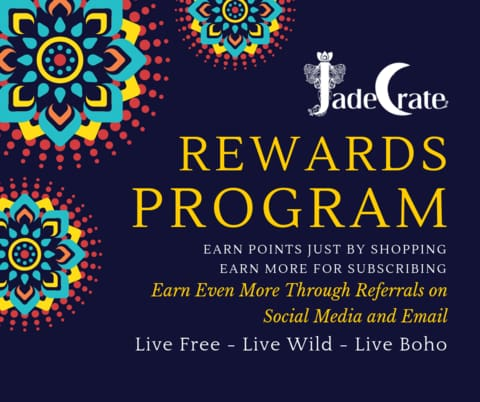 JadeCrate Rewards Program