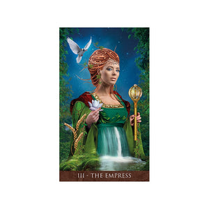 NEW*** Arcanum Tarot - Aeon Moon