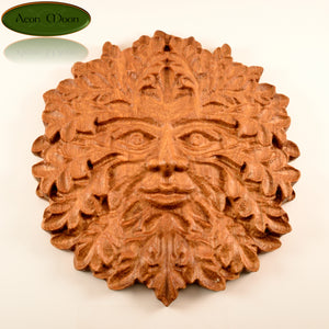 "8"" Hickory Green Man - Aeon Moon"