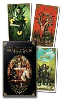 The Night Sun Tarot - Aeon Moon