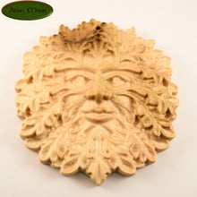 "7 1/2"" Poplar Green Man (PGM2)"