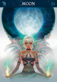 Barbieri Zodiac Oracle - Aeon Moon