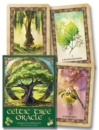 Celtic Tree Oracle, Hidalgo - Aeon Moon