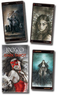Royo Dark Tarot Deck - Aeon Moon