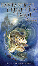 Fantastical Creatures tarot deck by D.J. Conway - Aeon Moon