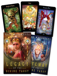 Legacy of the Divine Tarot - Aeon Moon