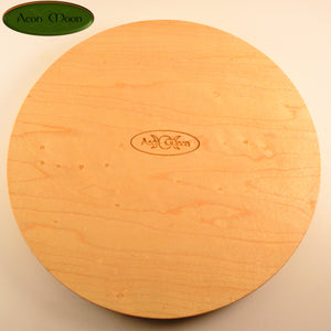 "9"" Maple Pendulum Board - Hand Crafted (MB2) - Aeon Moon"