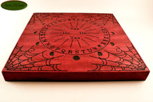 "8"" Purpleheart Pendulum Board - Hand Crafted (PHB1) - Aeon Moon"