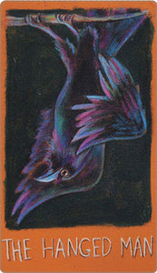 The Raven's Prophecy Tarot - Aeon Moon