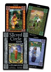 Sacred Circle Tarot Deck - Aeon Moon