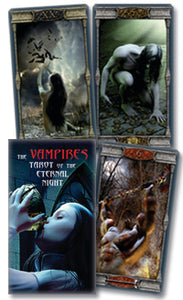 The Vampire Tarot of the Eternal Night - Aeon Moon