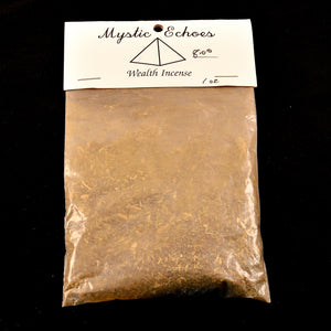 Wealth Incense 1 oz - Aeon Moon