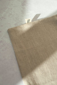 Linen Bread Bags (Set of 2)