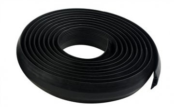 heavy duty black floor cable cover