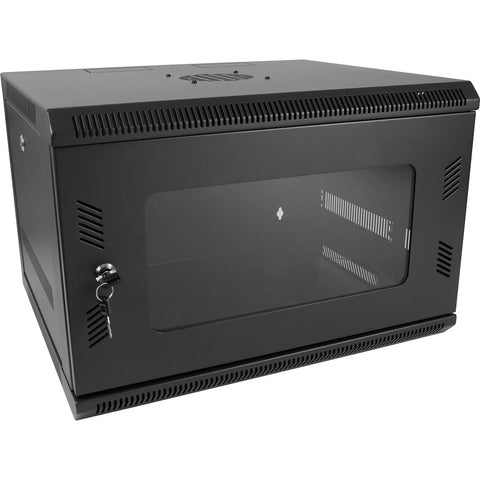 "Wall Data Cabinet 6U 19"" – 450mm deep DVR/NVR Rack 19 inch - Data Cab"