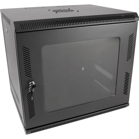 "Wall Data Cabinet 9U 19"" – 450mm deep DVR/NVR Rack 19 inch - Data Cab"