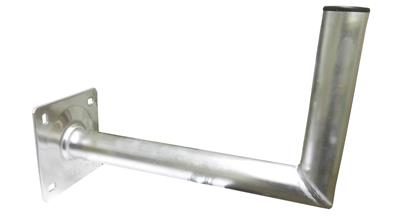 2inch x 45cm ALLOY Satellite Wall Mount