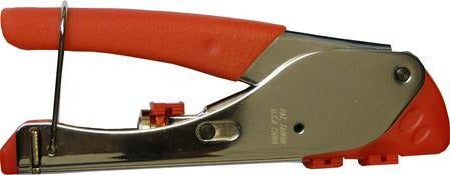 SNAP-SEAL Triple(F/BNC/AV) Crimp Tool