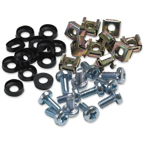 Floor and Wall Cabinet Cage Nut Pack x 50