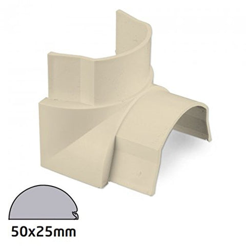 D-Line 50x25 Magnolia Internal Bend Smooth Fit (Clearance)