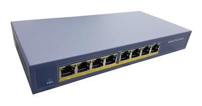 LB-LINK 8 Port PoE Unmanaged Gigabit Switch