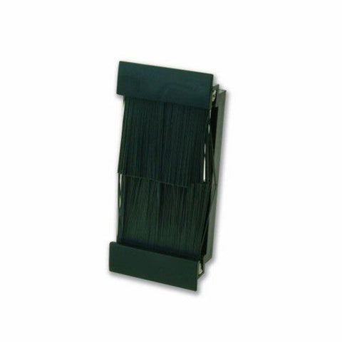 Brush Entry Module, Brush Module 25x50mm - Black