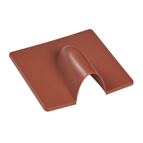 Cable Entry Hole Cover (Brown) Wall Plate