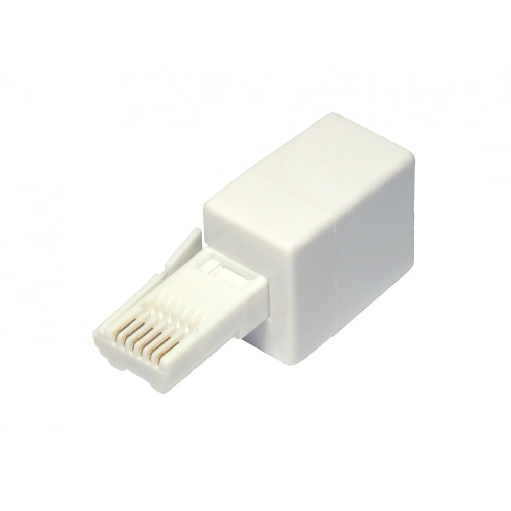 Crossover BT431a Male to Female RJ11 Adapter