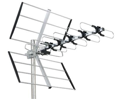 S.A.C. MUX Master 1 (21 Element. 11dB) - Digital TV Aerial