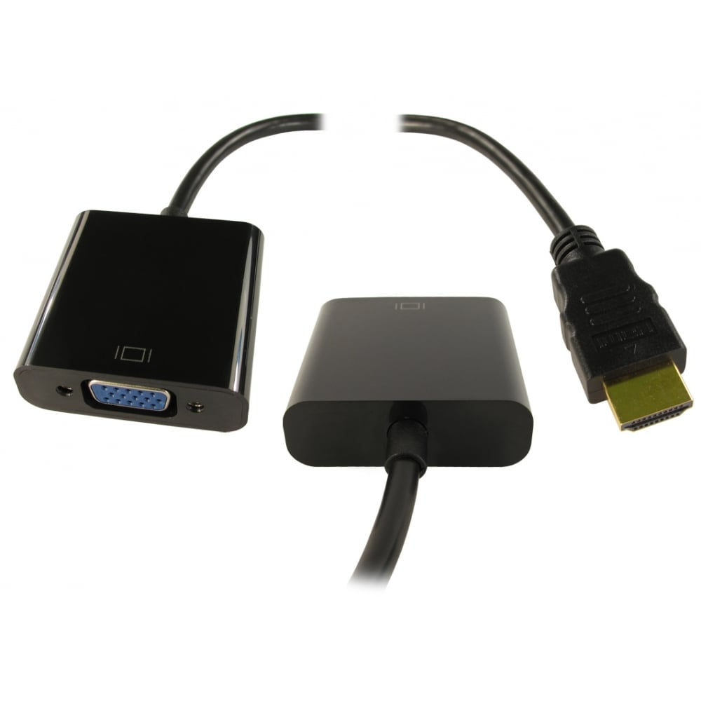 HDMI to SVGA Converter (Retail Packed)