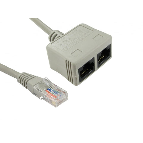 RJ45 Economiser - Data/Data (UTP) - Bristol Communications