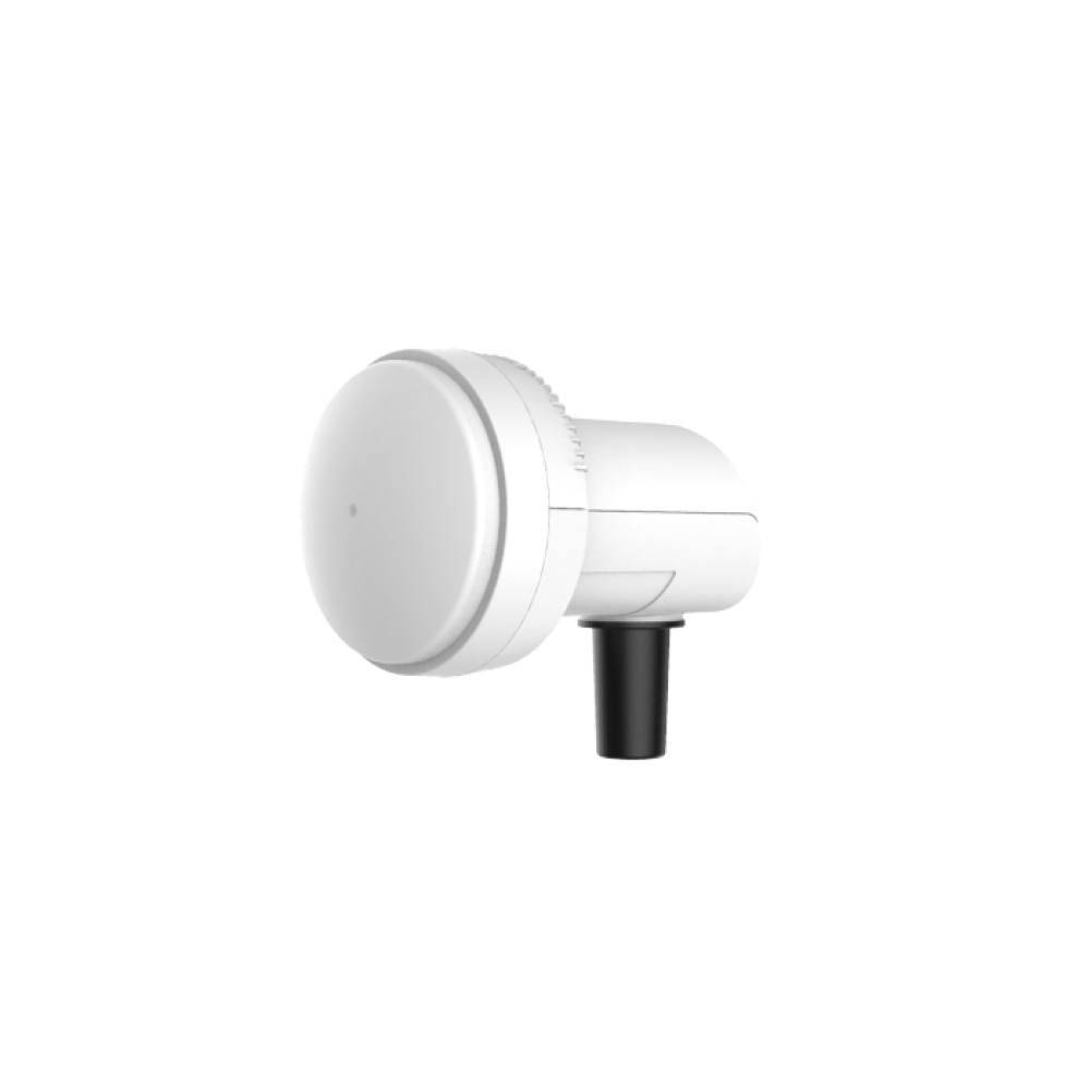 INVERTO 'Essential' White SINGLE LNB Universal