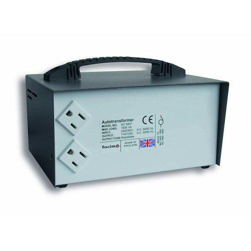 Tacima 240/120v Stepdown Transformer 1500VA