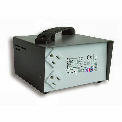 Tacima 240/120v Stepdown Transformer 1000VA