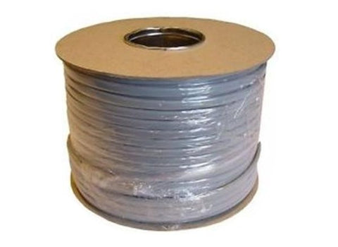Twin and Earth 1mm Cable - 0.5m to 100m Lengths