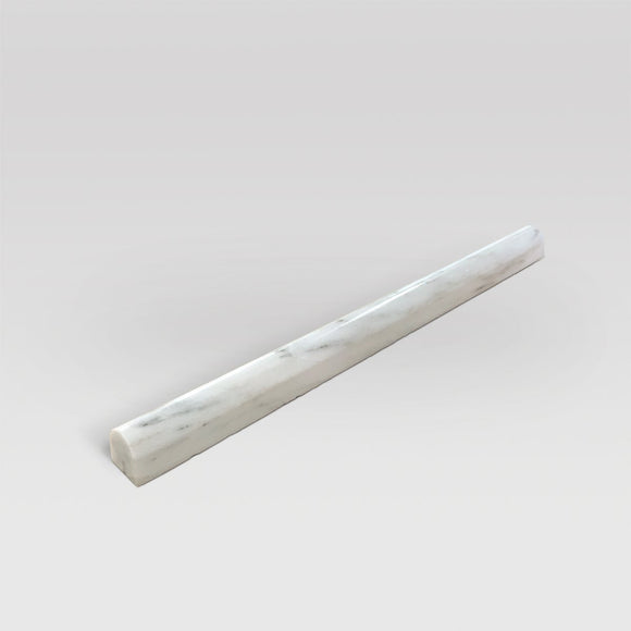 Oriental White/Eastern White Honed Pencil 3/4