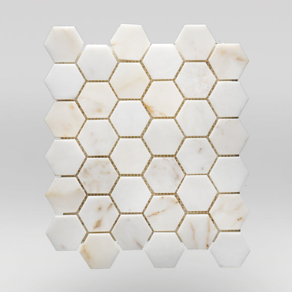Afyon Sugar Polished Hexagon 2