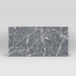 "Bardiglio Polished 12""x24"" Marble Tiles BigAppleMarble.com"