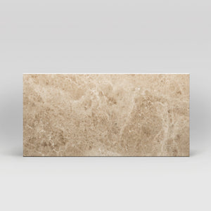 "Cappuccino Polished 12""x24""  