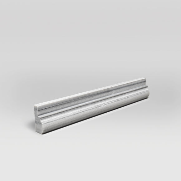 Equator Polished Ogee1 Chair Rail Marble Moulding Ogee1 / Chair Rail BigAppleMarble.com