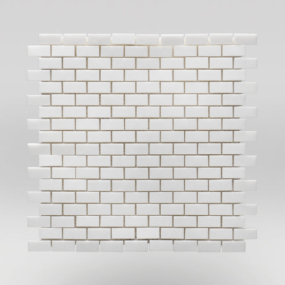 Thassos Polished Mini Brick 5/8