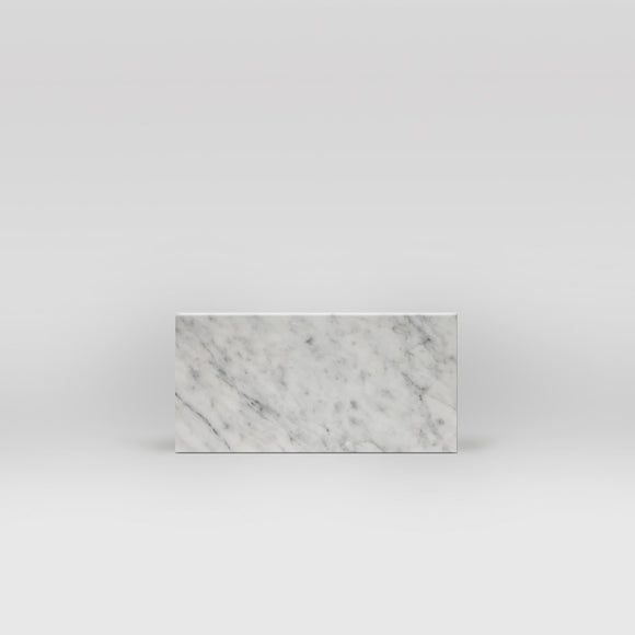 White Carrara Polished 3