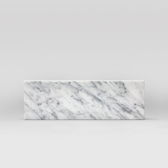 White Carrara Polished 4