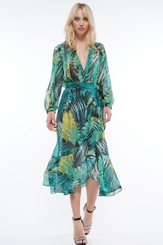 The Jungle Dress