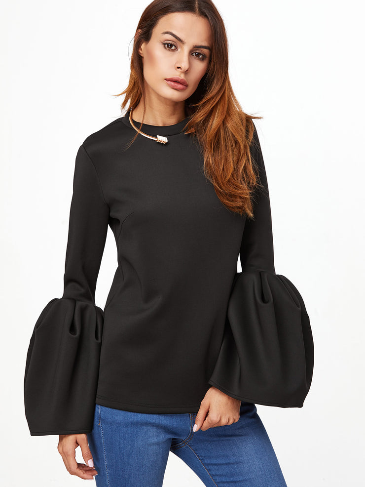 Saved by the Bell Sleeve Top